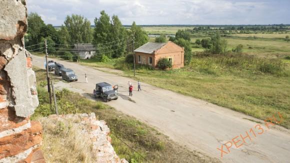 Тверская обл., Кашинский р-н, с. Савцыно. Лето 2014.