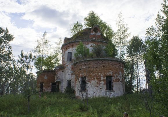 Тверская обл., Кашинский р-н, с. Кочемли. Лето 2014.