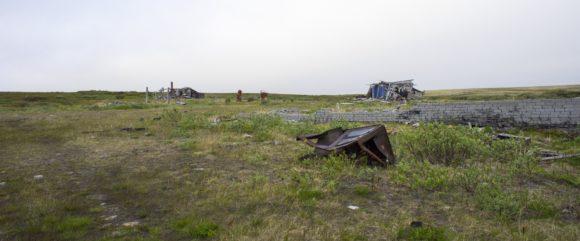 Мурманская область, полуостров Средний. Лето 2014.