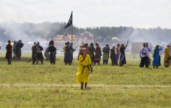 Московская область, Чеховский район. Лето 2014.