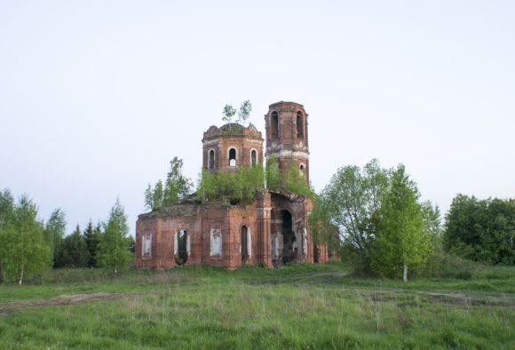 Церковь Рождества Пресвятой Богородицы в Верховляни