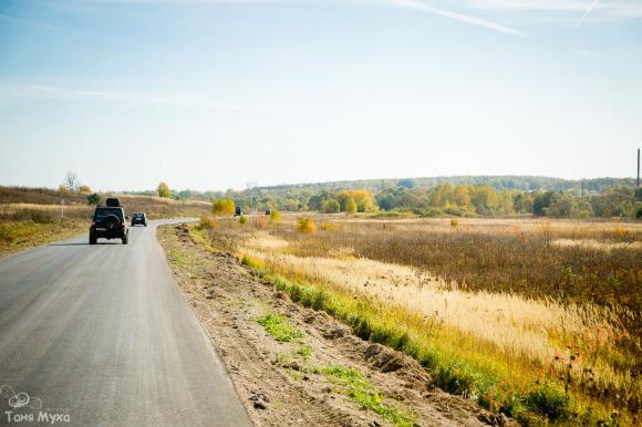 Тульская область, Суворовский район. Осень 2014.