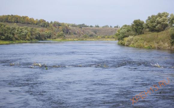Тульская область, г. Чекалин. Осень 2014.
