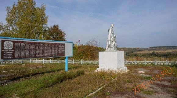 Тульская область, Суворовский район, г. Чекалин. Осень 2014.