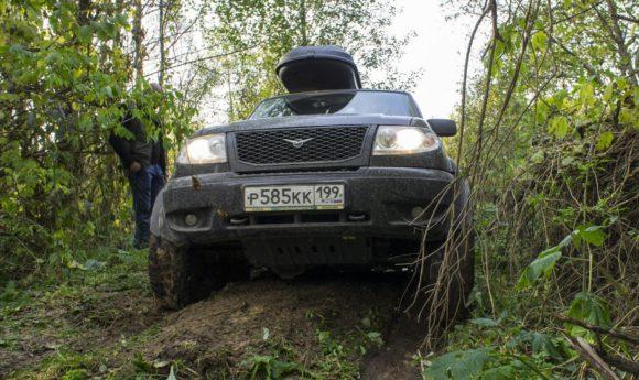 Тульская обл., Белевский р-н. Осень 2014.