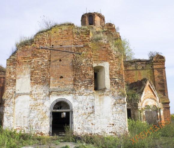 Тульская область, Суворовский район, село Жеремино. Осень 2014.