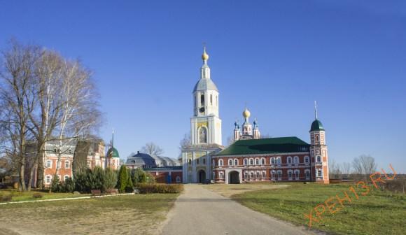Рождество-Богородичный Санаксарский мужской монастырь.