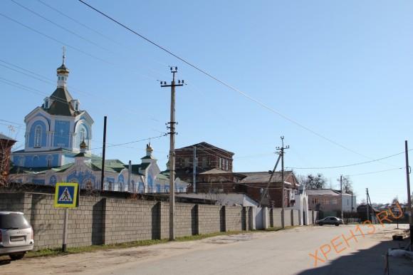 Милостиво-Богородицкий женский монастырь.