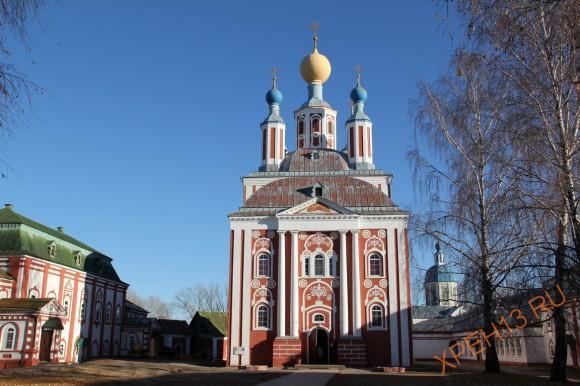 Двухэтажный собор Рождества Пресвятой Богородицы, 1765-1773.