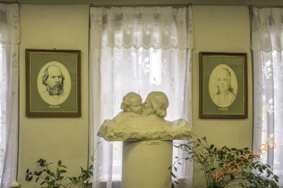 г. Ульяновск. Дом Жарковой. Осень 2014.
