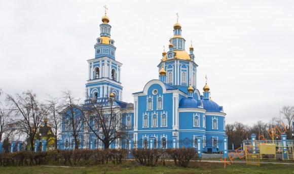 Спасо-Вознесенский кафедральный собор.