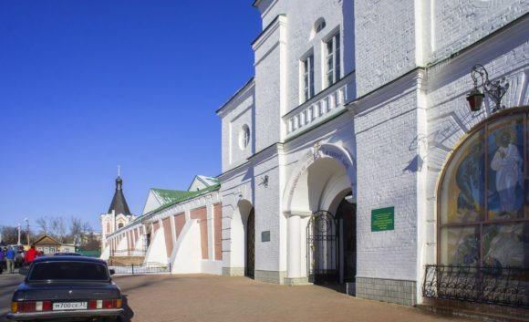 Владимирская область, г. Муром. Осень 2014.