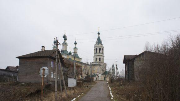 Костромская обл.,г. Солигалич. Осень 2014.