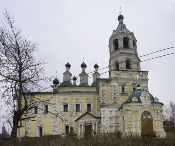 собора - Рождества Пресвятой Богородицы, 1668.