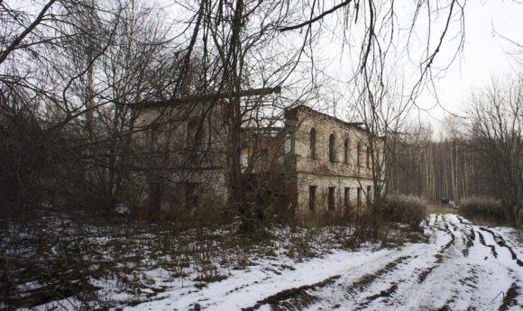 Костромская обл., Чухломский р-н., д. Жуково. Осень 2014.