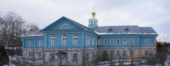 Церковь Иконы Божией Матери Всех Скорбящих Радость, 1861-1883.