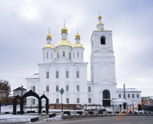Благовещенская церковь, 1775 - 1784 гг.