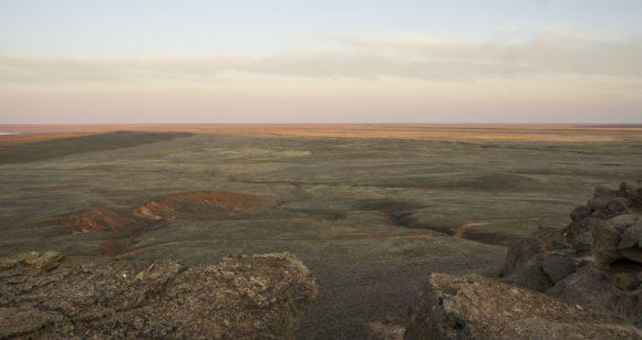 Богдинско-Баскунчакский заповедник, Ахтубинский район Астраханской области. Весна 2015.