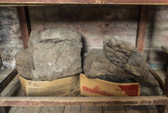 Кизяк — высушенный навоз, который используют в качестве топлива.