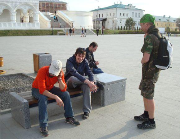 г. Астрахань. Весна 2015.