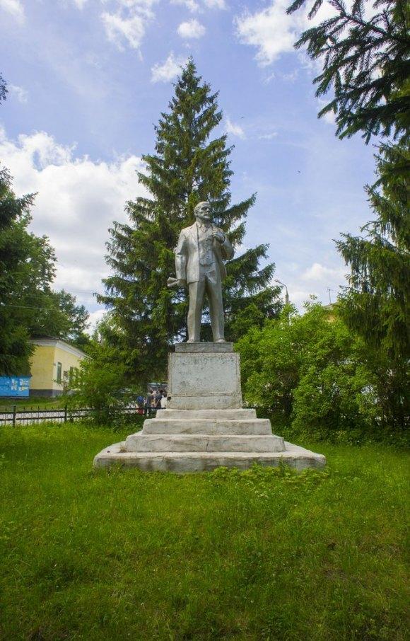 Тульская область, Суворовский район, г. Чекалин. Лето 2015.