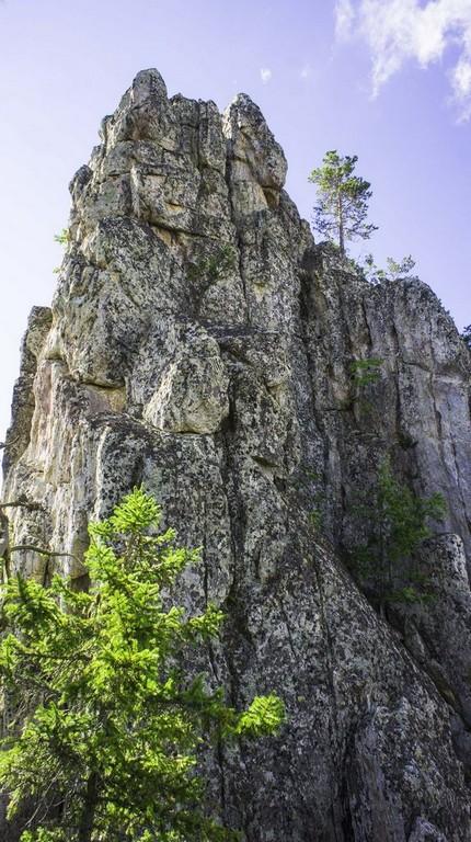 Инзерские Зубчатки, Белорецкий район, респ. Башкортостан. Лето 2015.