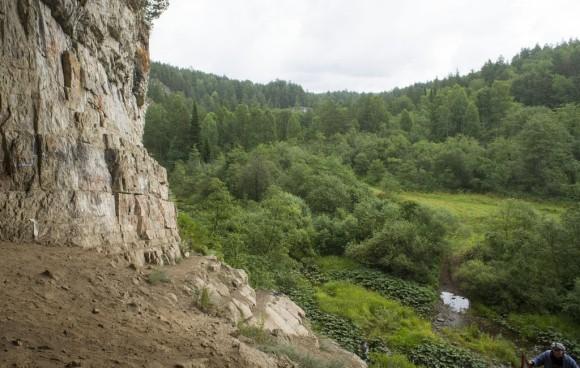 Игнатьевская пещера, Катав-Ивановский район Челябинской области. Лето 2015.