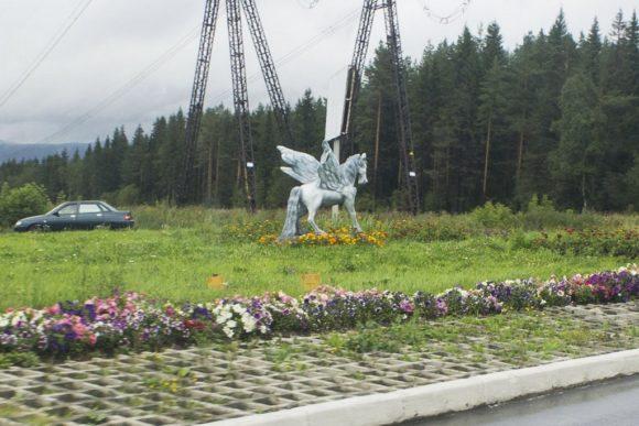 Челябинская область, г. Златоуст. Лето 2015.