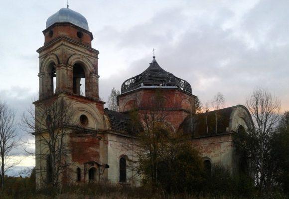 Калужская область, Малоярославецкий район. Осень 2015.