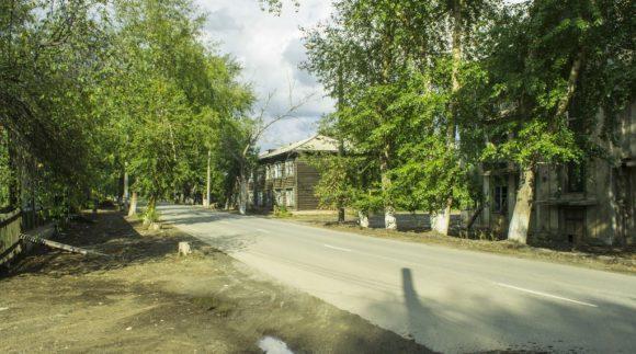 Челябинская область, г. Карабаш. Лето 2015.