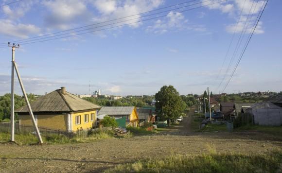 Челябинская область, г. Кыштым. Лето 2015.
