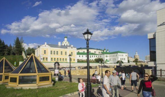 г. Казань, респ. Татарстан. Лето 2015.