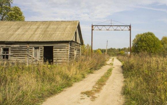 Калужская обл, Износковский р-н,. Осень 2015.