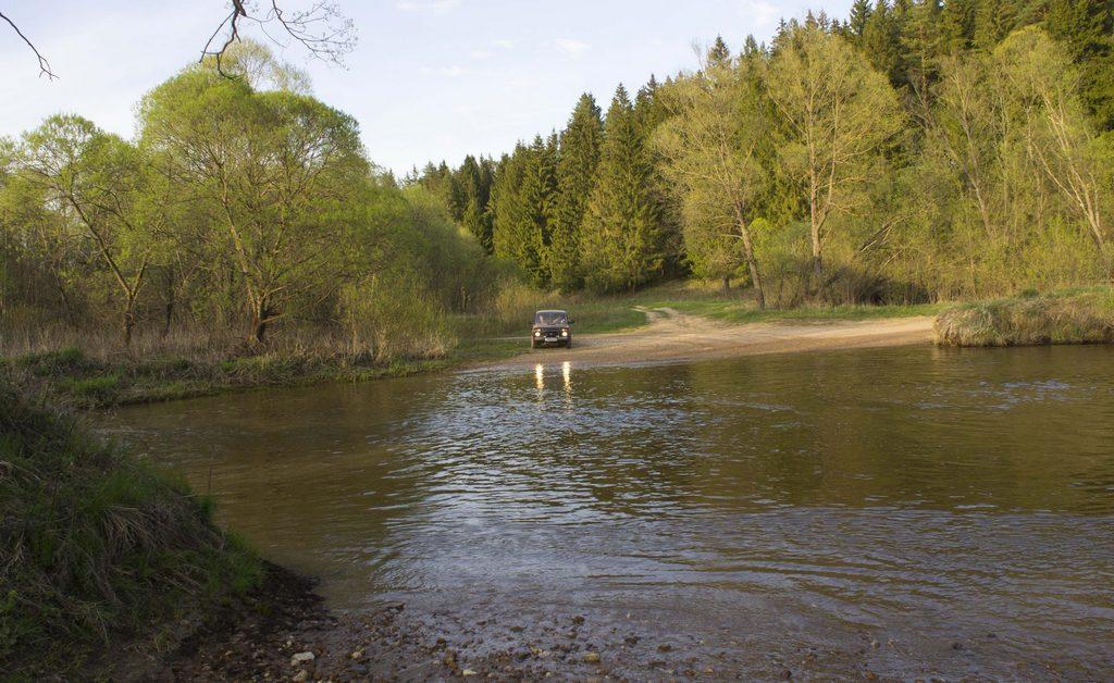 рыбалка на реке шаня калужская