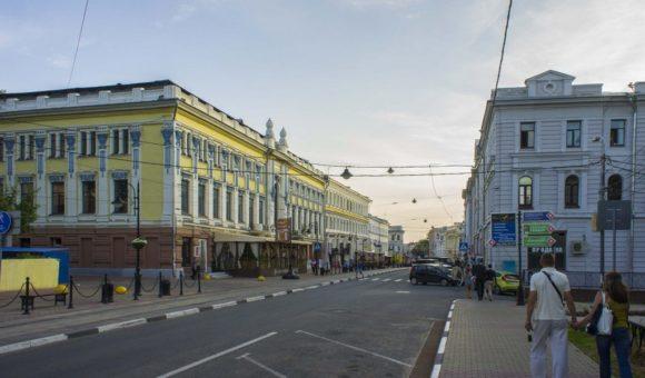 Нижегородская область, г. Нижний Новгород. Лето 2015.