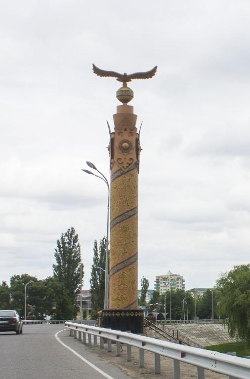 Казахстан, Жамбылская область, г. Тараз. Весна 2016.