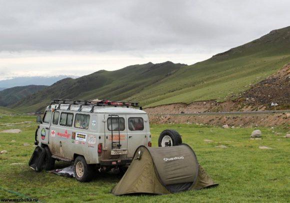 Киргизия. Лето 2016.