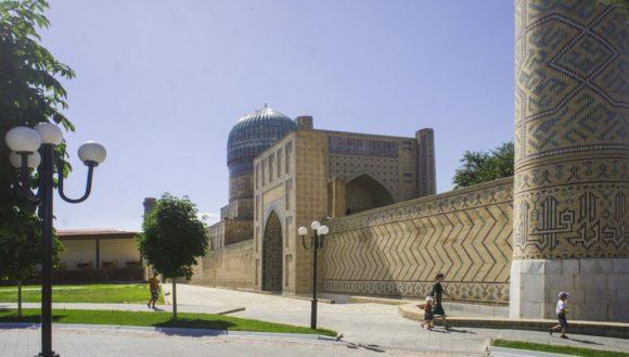 Узбекистан. г. Самарканд. Весна 2016.