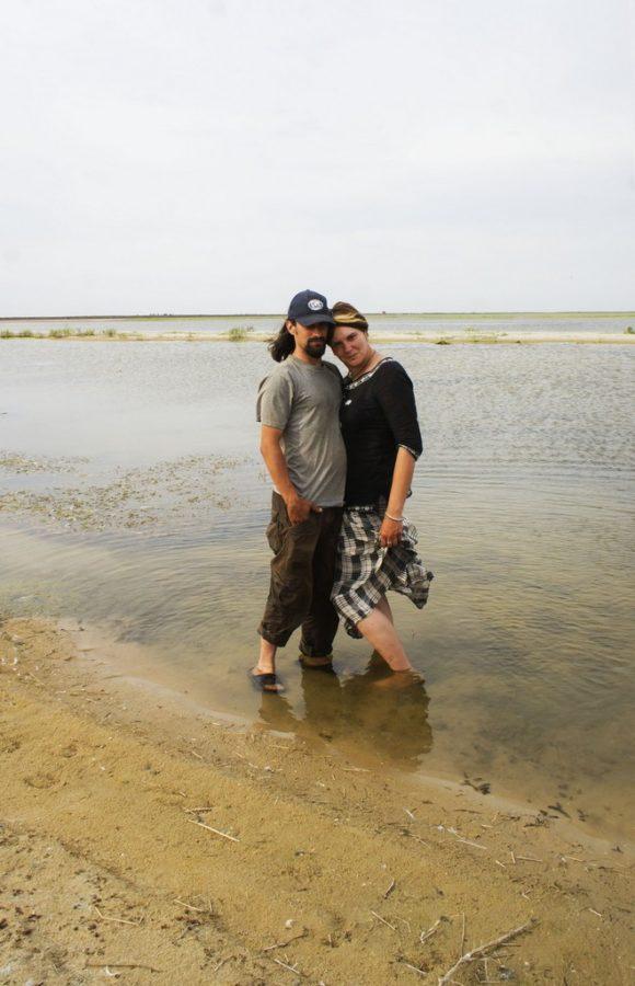 Узбекистан. Аральское море. г. Мунлак. Лето 2016.