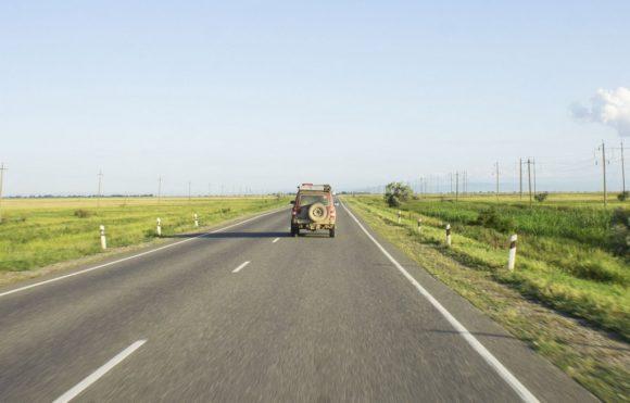 В Дагестане хорошие дороги.