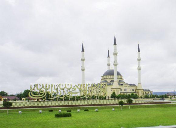 Мечеть имени Султана Делимханова открылась в с. Джалка