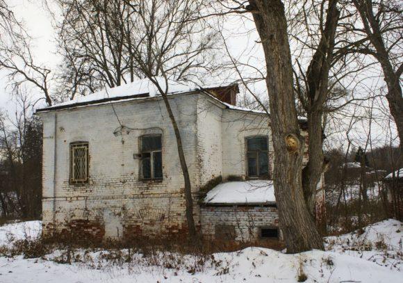 Сиротский дом, построенный в 1875 году.