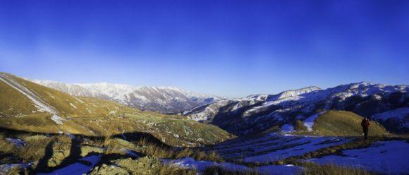 Армения, Гехаркуникская область. Зима 2016.
