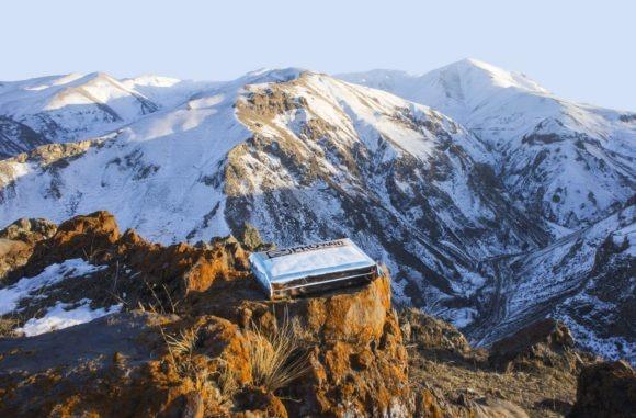 Армения. Зима 2017.