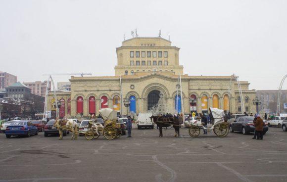 Национальная картинная галерея Армении и Музей истории Армении
