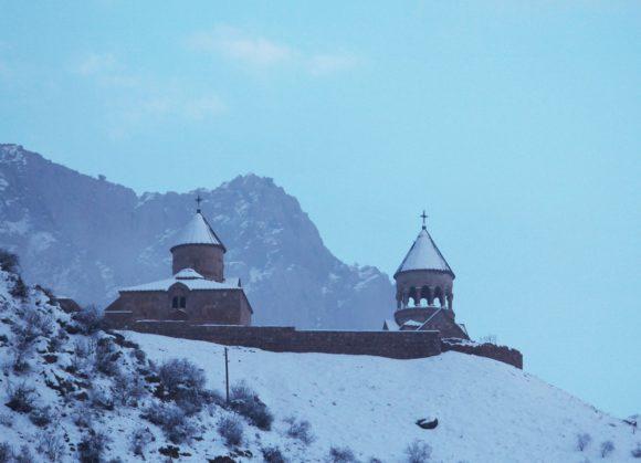 Нораванк (арм. Նորավանք, в переводе с армянского «новый монастырь») – монастырский комплекс, построенный в XIII—XIV веках
