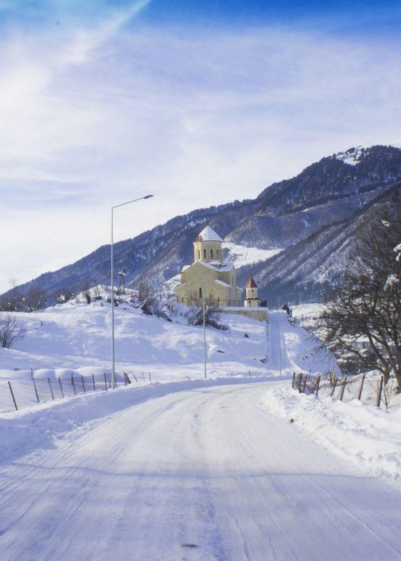 Одна из таких церквей - Святителя Николая.