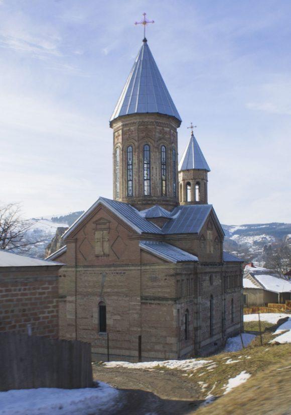 Собор Святого Георгия Святого Григория Просветителя (XVII век).