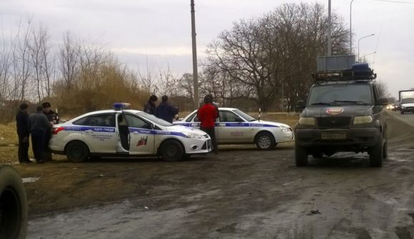 В Осетии идет ловля. Господа ГИБДДшники очень хотят то ли выслужиться, то ли денег.