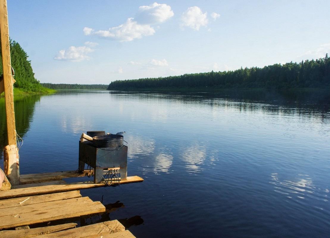 рыбалка по мезени по удорскому району